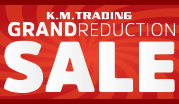 Grand Reduction Sale May - June 2016