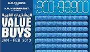 Oman Value Buys Jan - Feb 2013